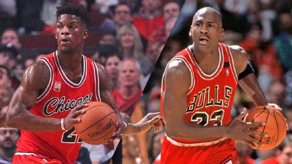 La lección de Michael Jordan para Jimmy Butler