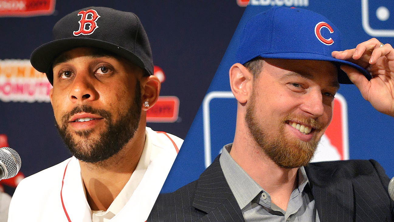 David Price and Ben Zobrist