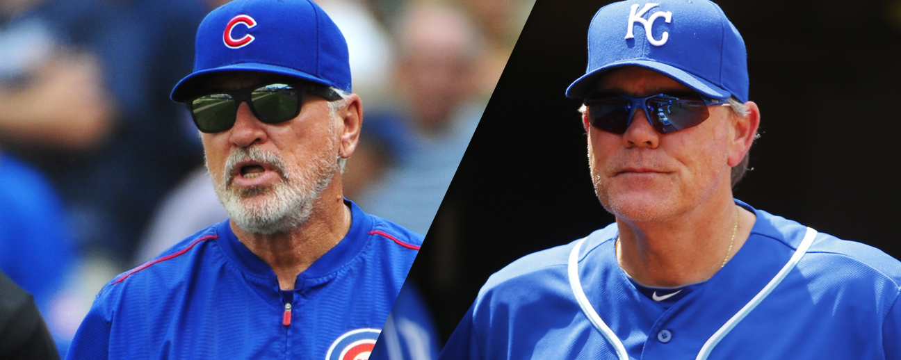 Joe Maddon, Ned Yost