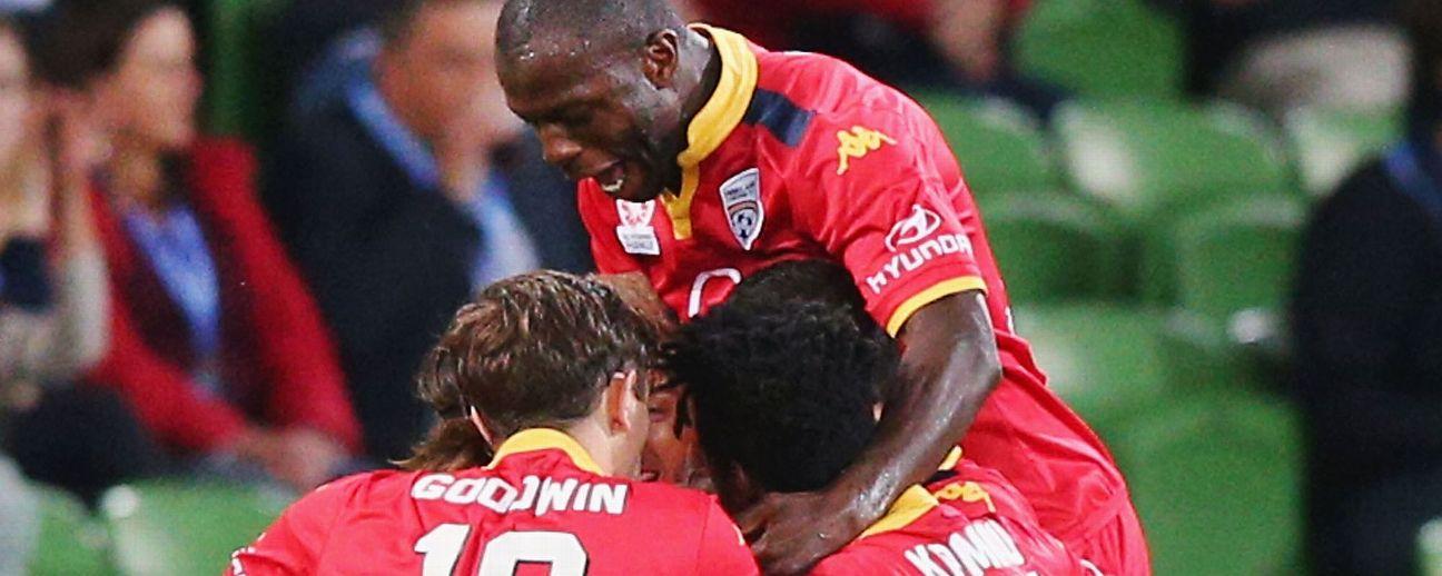 Adelaide celebrates