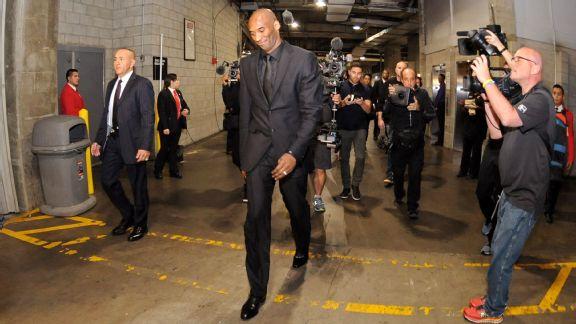 Kobe Bryant registra oficialmente el nombre de Black Mamba