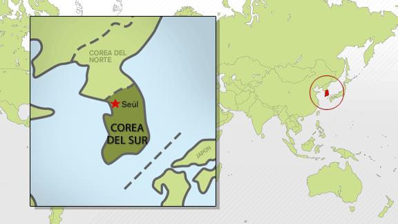 Un buque de Corea del Sur se hunde en un supuesto ataque de ...
