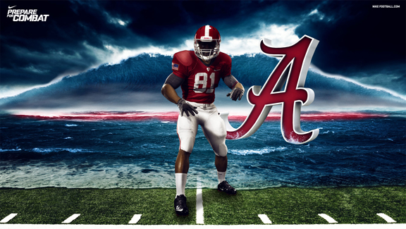 alabama football wallpaper. Alabama will wear November 13