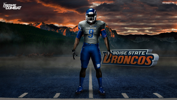 Cool Ncaa Football Backgrounds Nike pro-combat college