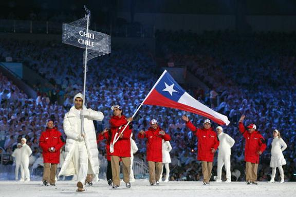 Chile Opening Ceremony