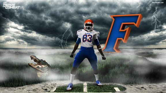 Cool Ncaa Football Backgrounds Florida wallpaper 576 college