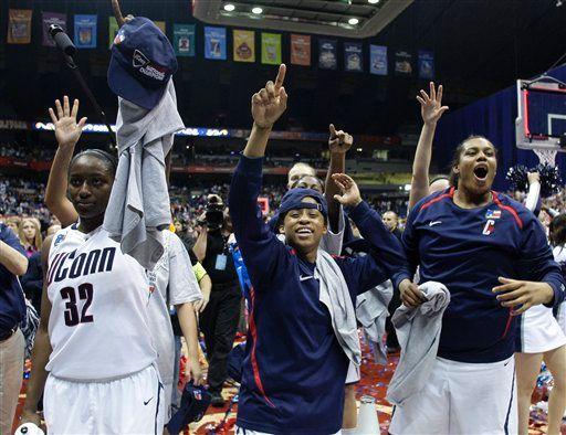 UConn Women Win Again
