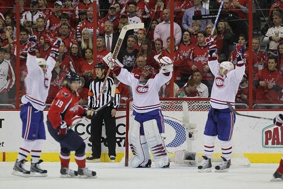 Montreal Canadiens beat Washington Capitals