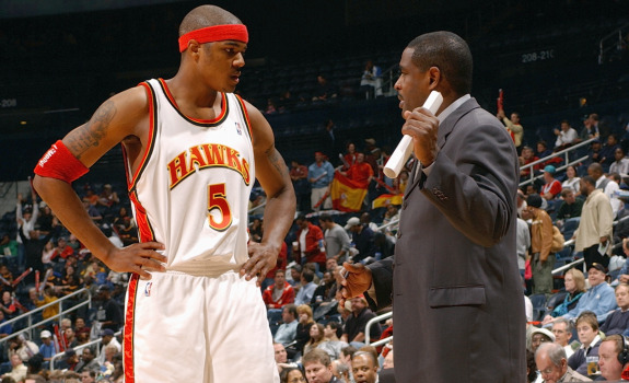 Josh Smith/Larry Drew