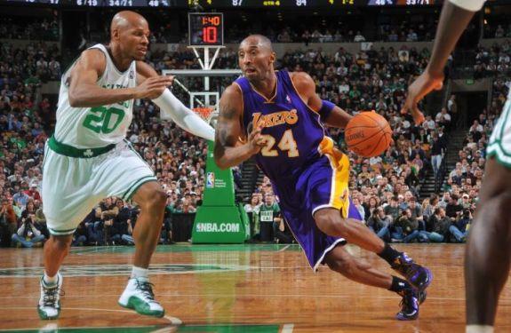 Lakers C Andrew Bynum