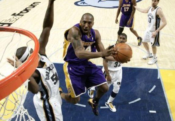 Kobe Soaring
