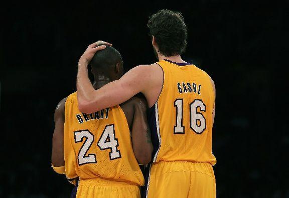 Kobe Bryant/Pau Gasol