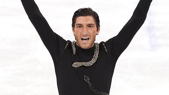 Olympic Skating Gold Medal