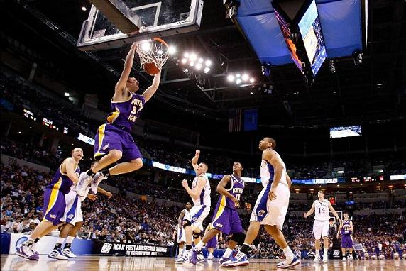 Northern Iowa Upsets Kansas