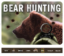 Online Games - Bear Hunting