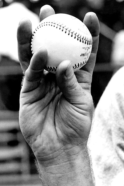 How to Throw an Eephus Pitch 2